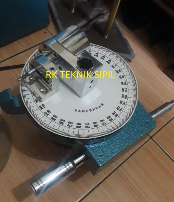 Jual Alat Vane Shear Test